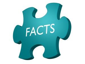facts puzzle illustration