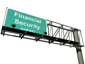Financial-Security-Sign